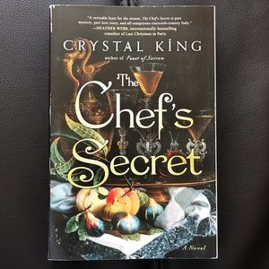 The Chef's Secret by Crystal King book